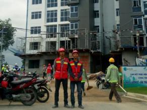 Cung cấp dịch vụ giám sát an toàn lao động